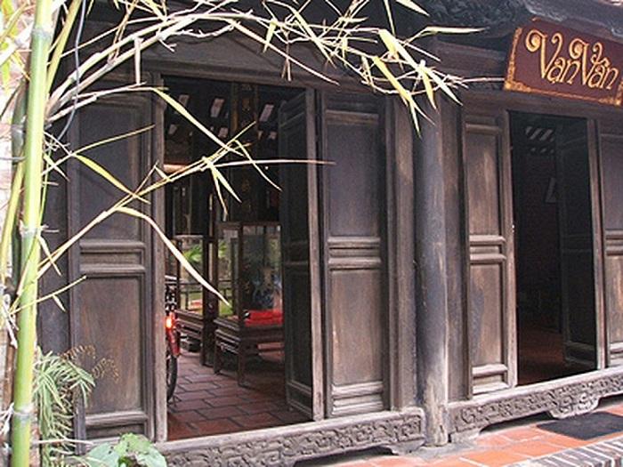 Pueblo de Bat Trang en Hanoi