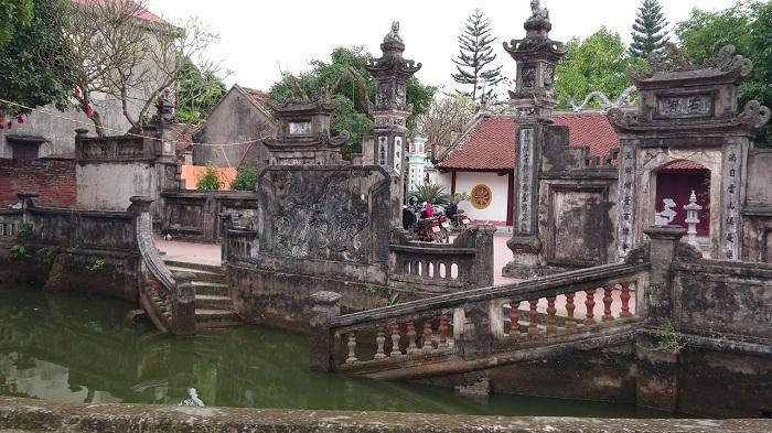 Pueblo de Dong Ho