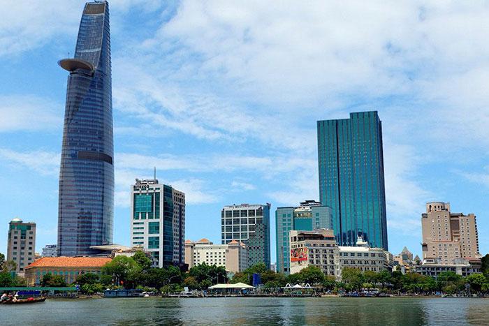 Torre Bitexco Saigon Ho Chi MInh Vietnam