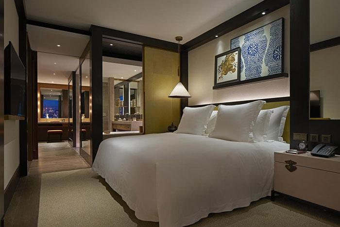 Hotel Rosewood en Nom Pen