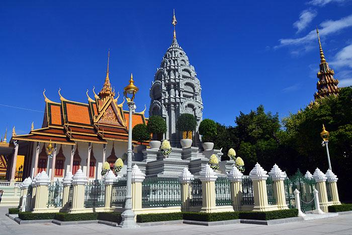 capital Nom Pen en Camboya