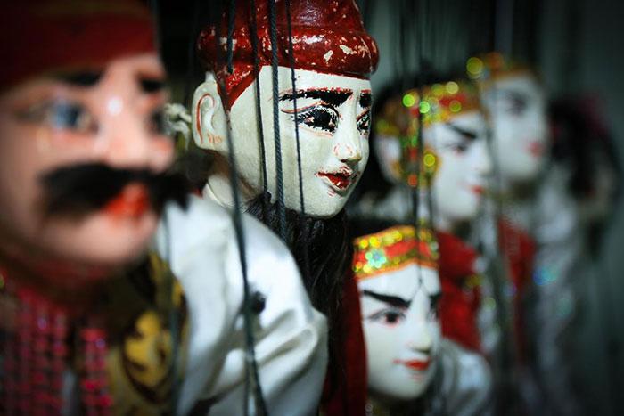 Teatro Htwe Oo en Yangon Myanmar