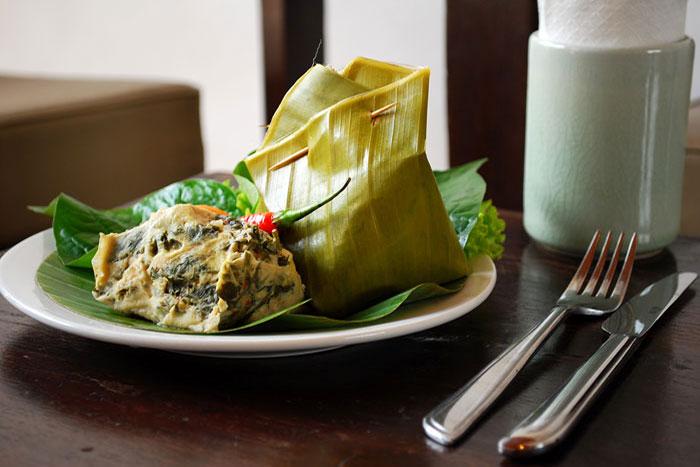 El mok plato tipico de Laos
