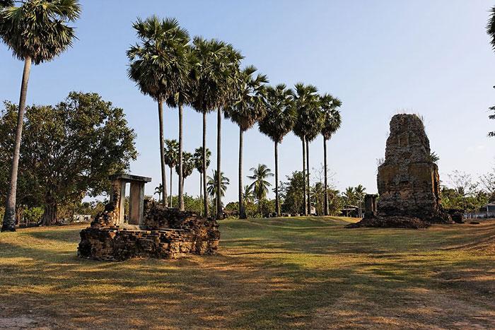 Las 4 cosas para ver en Kampong Thom El templo de Prasat Phum Prasat