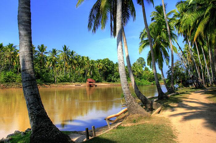 Las 4000 islas en Don Det Laos