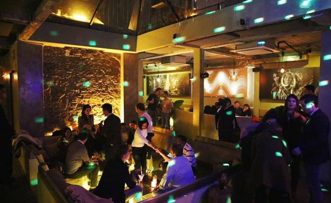 Bar Sauvage en Hanoi