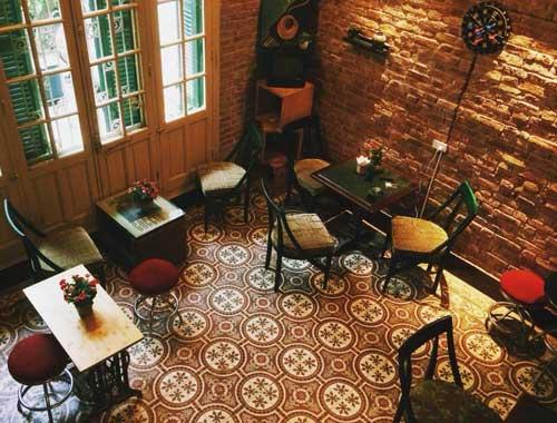 Cafe Loadin T en Hanoi