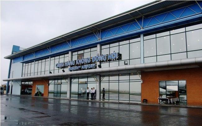 Aeropuerto de Dong Hoi Vietnam
