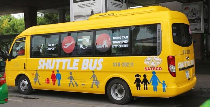 Autobus lanzadera 49 Aeropuerto de Ho Chi Minh