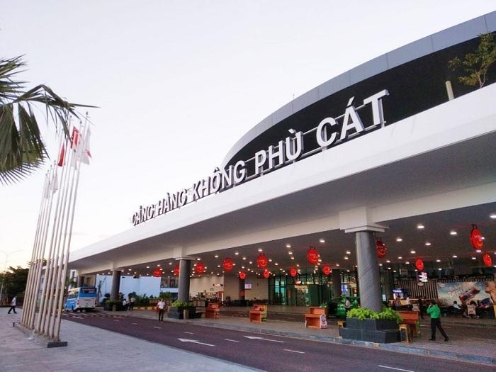 Aeropuerto de Quy Nhon Vietnam