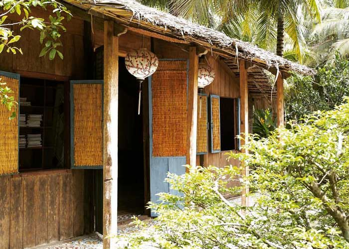 Casa de familia Cocohut Homestay en el Mekong