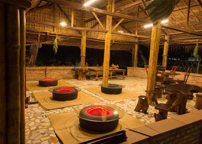 Casa de familia Mekong Rustic Homestay en el Mekong