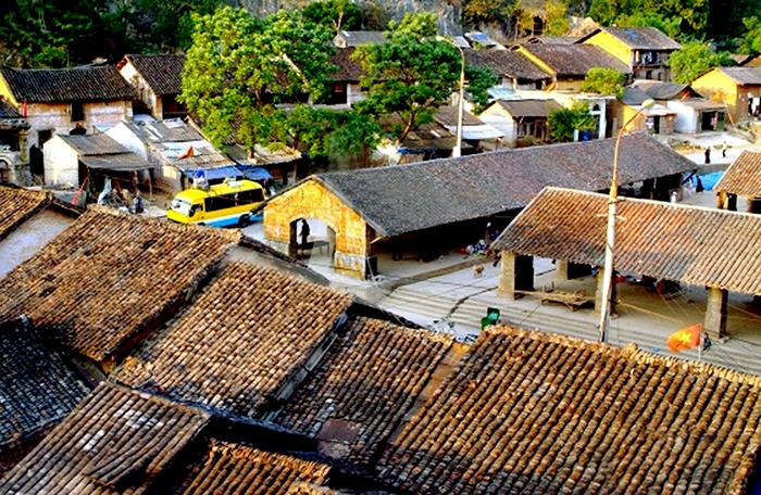 Antiguo mercado de Dong Van Ha Giang