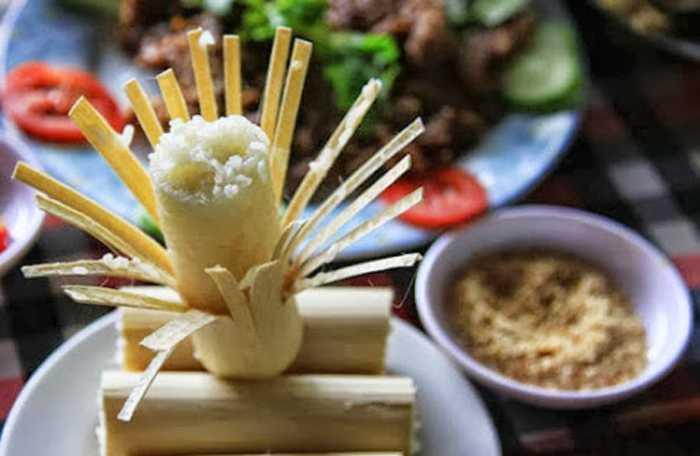 Arroz glutinoso en Vietnam