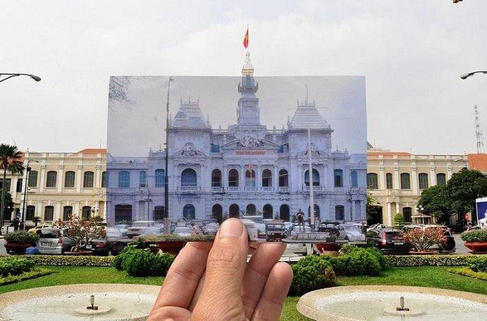 Ayuntamiento de Ho Chi Minh Vietnam