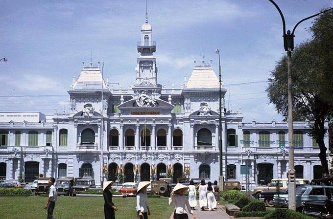 El ayuntamiento de Saigon