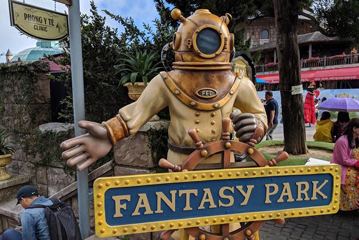 Que ver en Ba Na Hills Vietnam Fanstasy Park