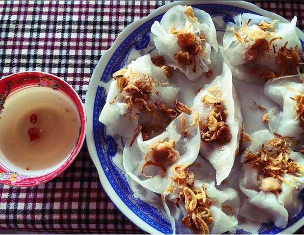 Banh bao Banh vac gastronomia de Hoi An