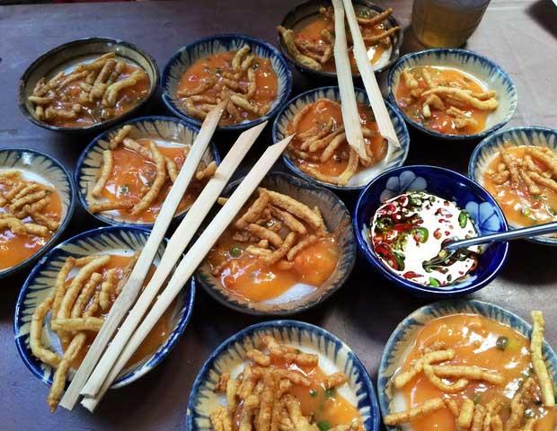 Banh beo gastronomia de Hoi An
