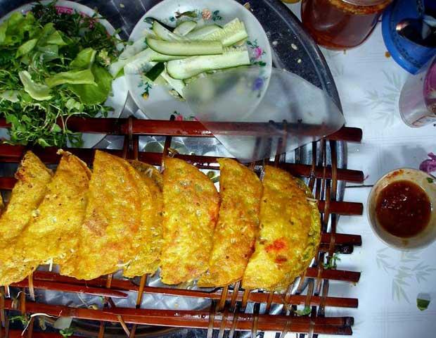 Banh xeo gastronomia de Hoi An