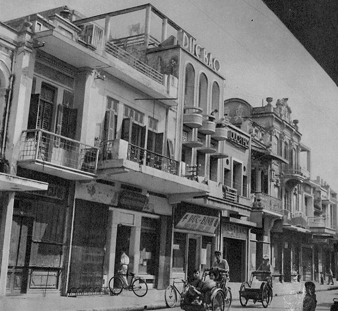 barrio antiguo hanoi 100 años hang bo