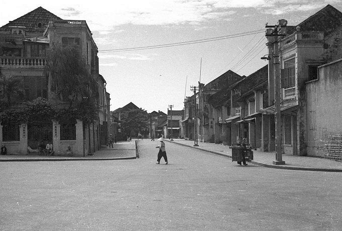 barrio antiguo hanoi 100 años hang tre