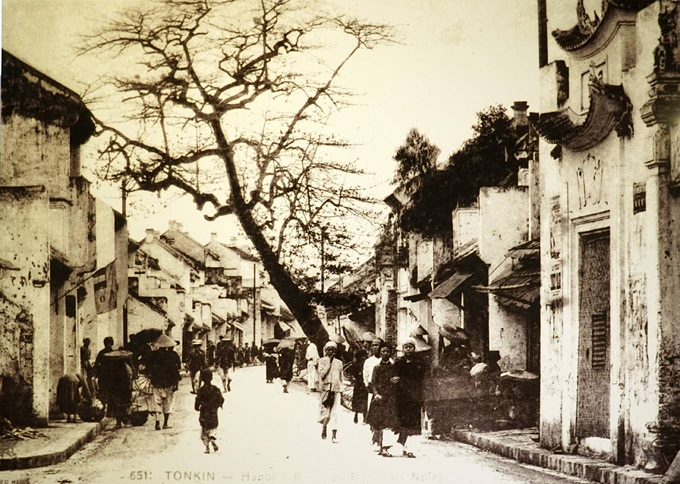 barrio antiguo hanoi 100 años ma may