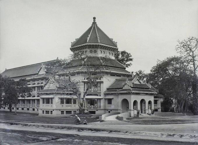 barrio antiguo hanoi 100 años museo historia