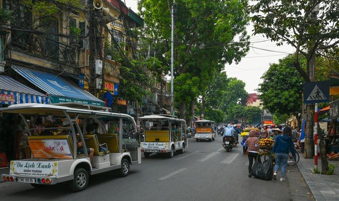 barrio antiguo hanoi dong xuan