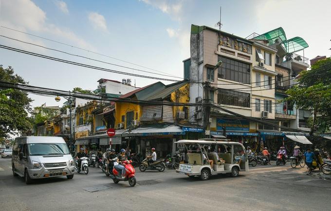 barrio antiguo hanoi hang bac