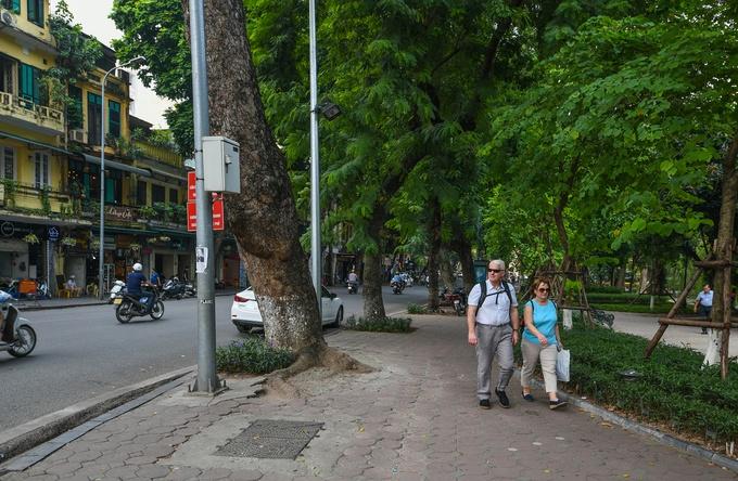 barrio antiguo hanoi hang khay