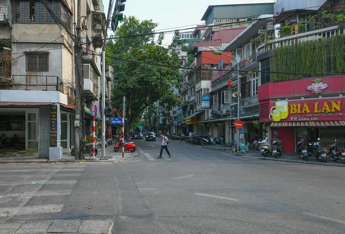 barrio antiguo hanoi hang tre