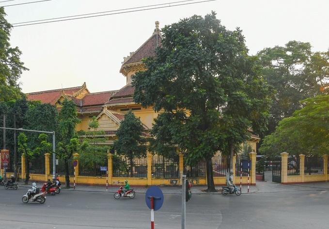 barrio antiguo hanoi museo historia