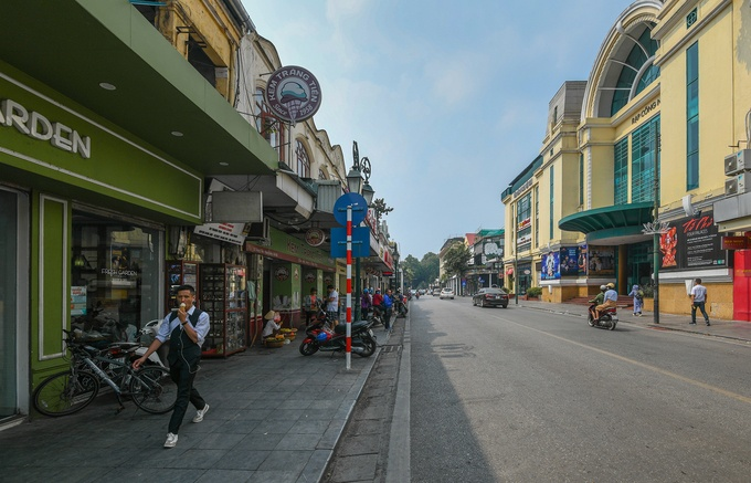 barrio antiguo hanoi rue trang tien