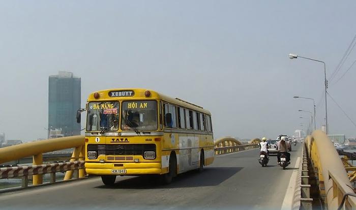 Autobus Da Nang Hoi An Vietnam