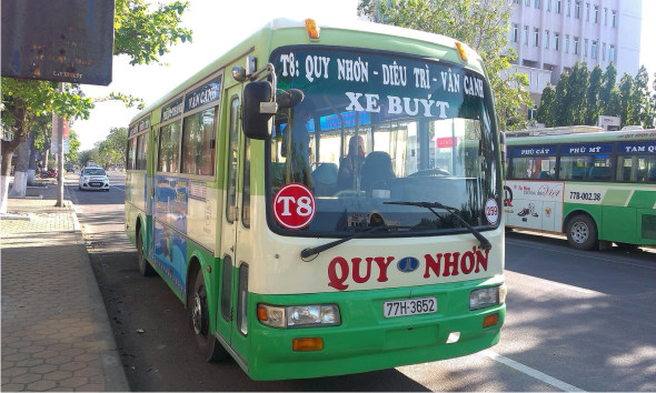 Bus Dieu Tri Quy Nhon
