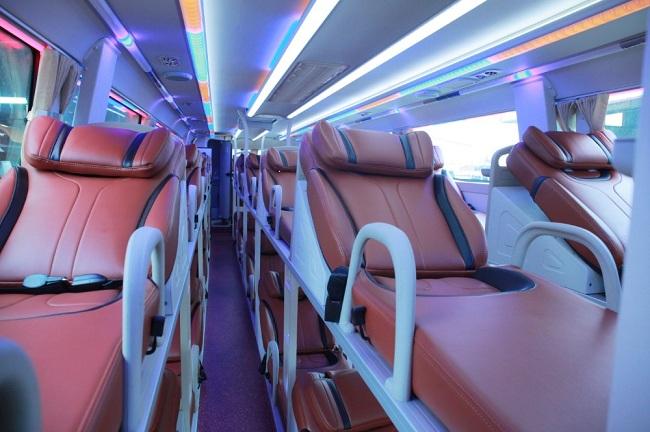 Autobus hey travel de Ninh Binh a Dong Hoi