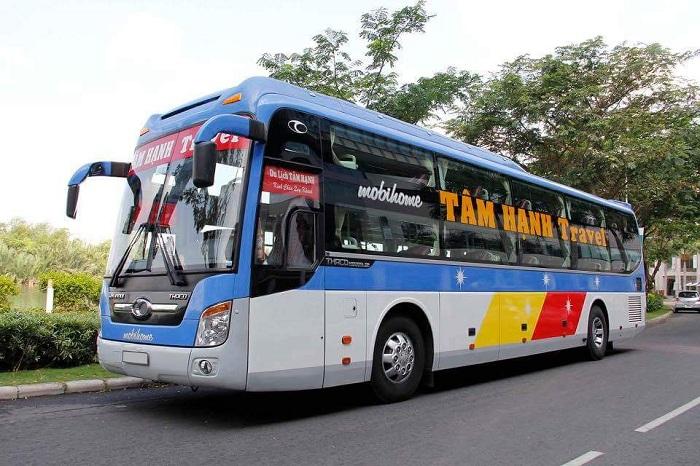 Autobus turistico Saigon Mui Ne