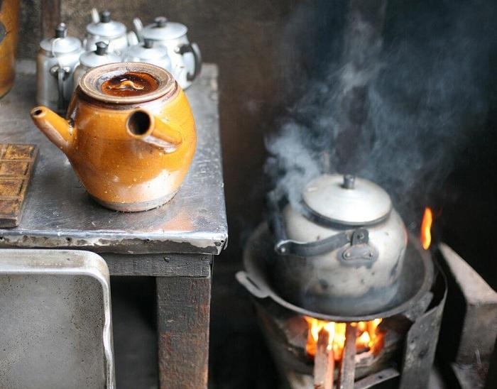 Cafe en las tres regiones de Vietnam