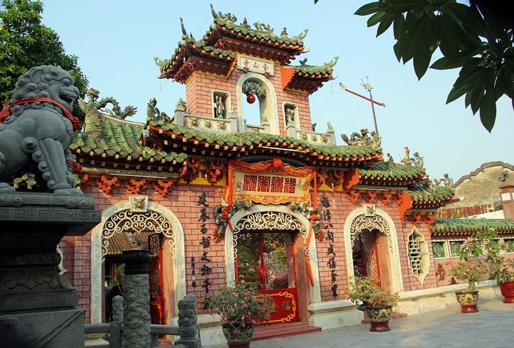 Casa comunal de Fujian en Hoi An