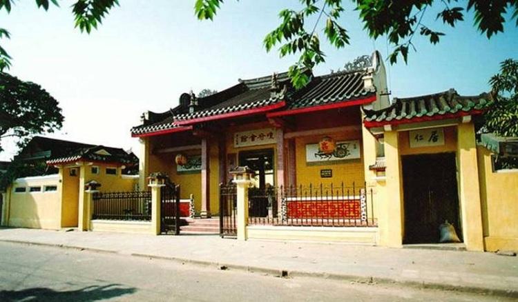 Casa comunal china hai nam en Hoi An