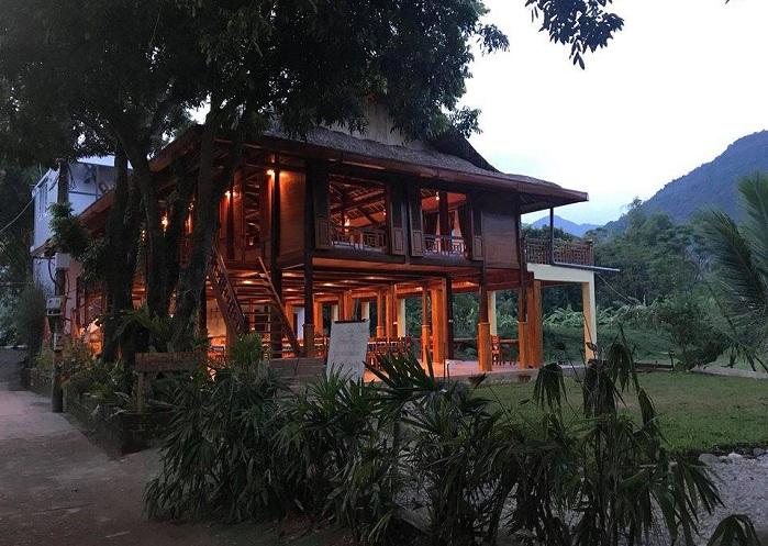 Alojamiento Familiar en Mai Chau Vietnam