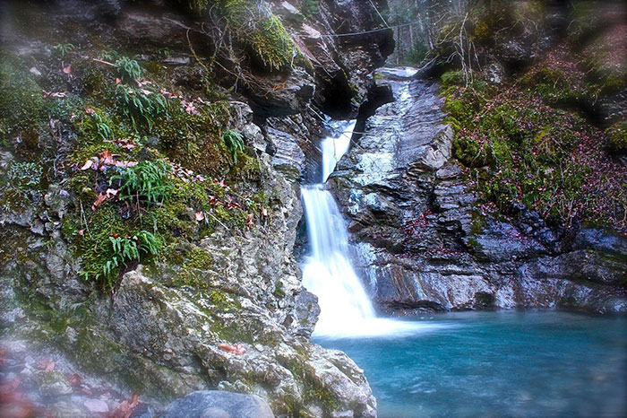 Cascade de Nam Nyon