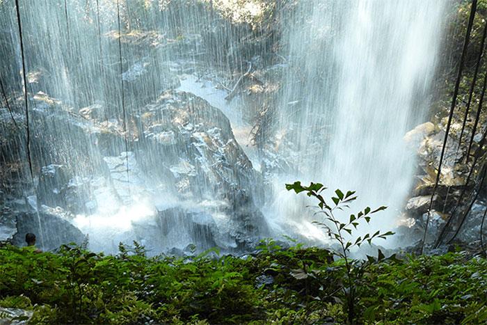 Cascadas en Ratanakiri Camboya