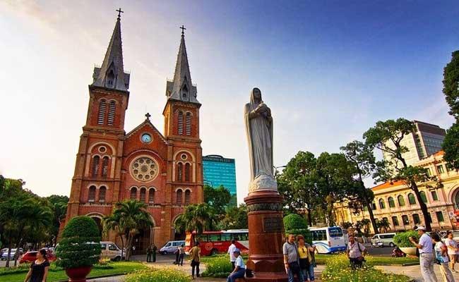 Catedral Notre Dame de Saigon