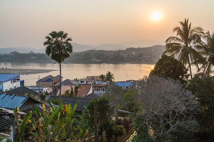 Champassak en Laos