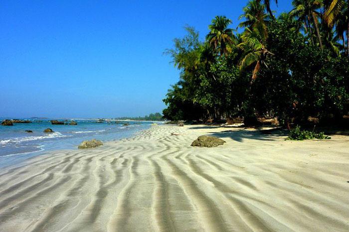 Playa Ngapali Myanmar