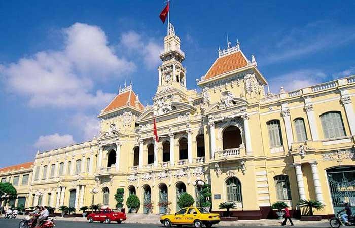 Tour de Vietnam 15 dias Ho Chi Minh