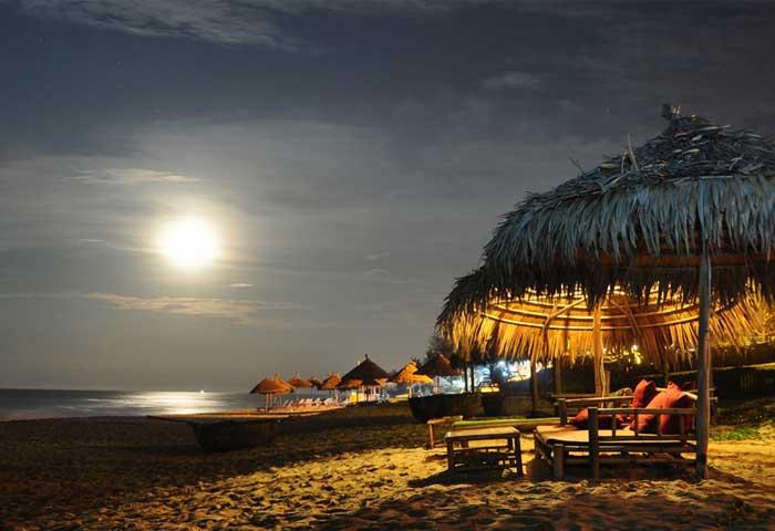 Playa de Hoi An Vietnam