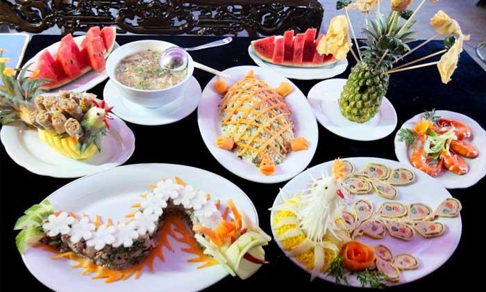 Gastronomia de la ciudad imperial de Hue